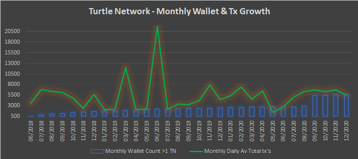 TurtleNetwork – Monthly Insights – December 2020